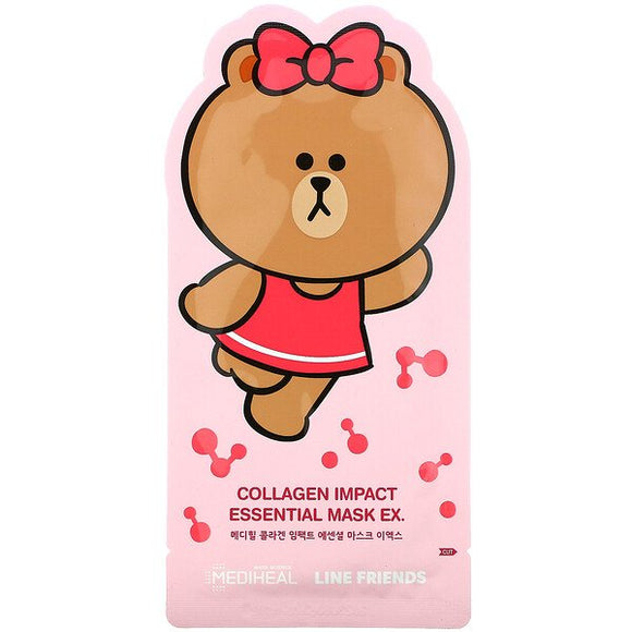 Line Friends Collagen Impact Essential Mask