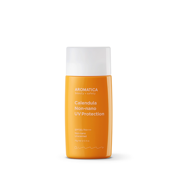 Calendula Non-nano UV Protection