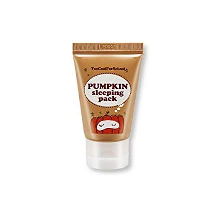 Pumpkin Sleeping Pack Deluxe 30ml