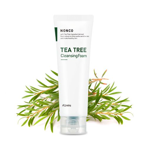 Nonco Tea Tree Cleansing Foam