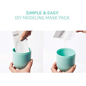 Ultra H2O Modeling Mask - Green (2 treatments)