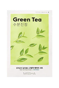 Airy Fit Sheet Mask (Green Tea - Hydrating/Calming)