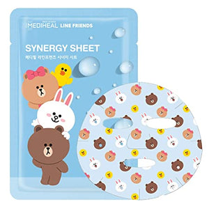 Line Friends Synergy Mask