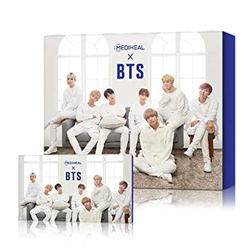 MEDIHEAL X BTS HYDRATING SET