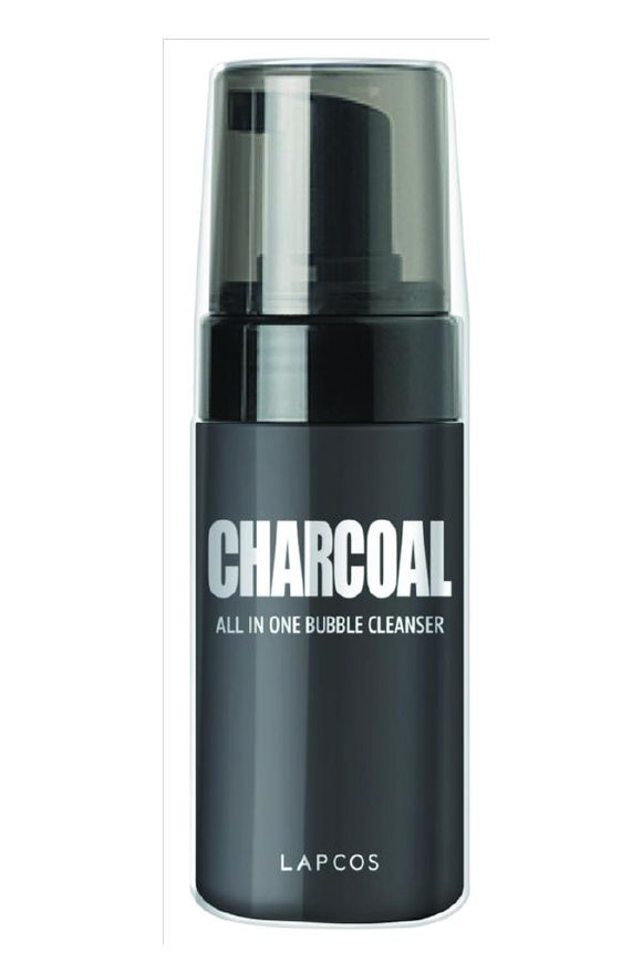 Charcoal All-in-one Bubble Cleanser