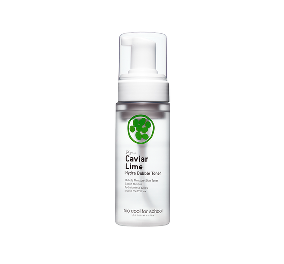 Caviar Lime - Hydra Bubble Toner