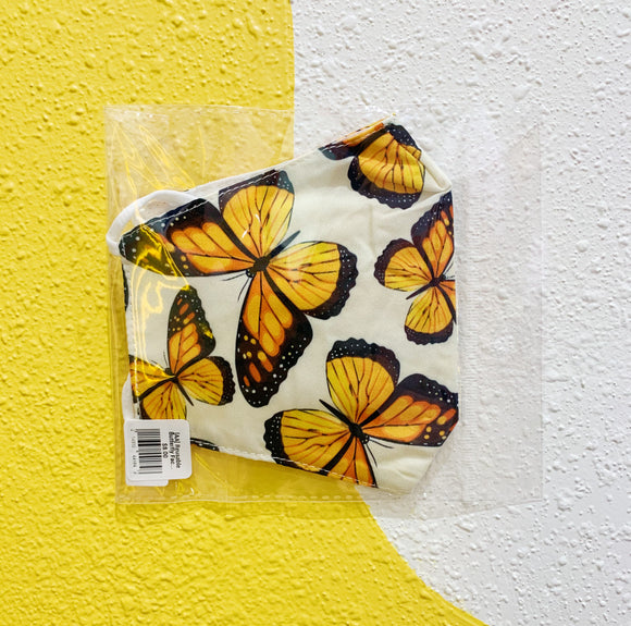 Reusable Butterfly Face Mask