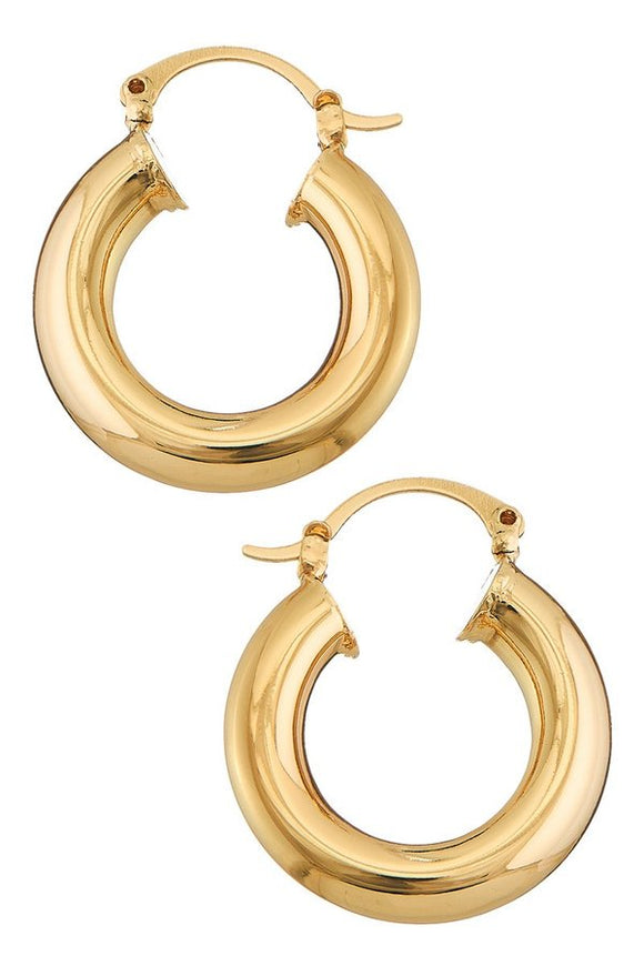 Mini Hoop Gold