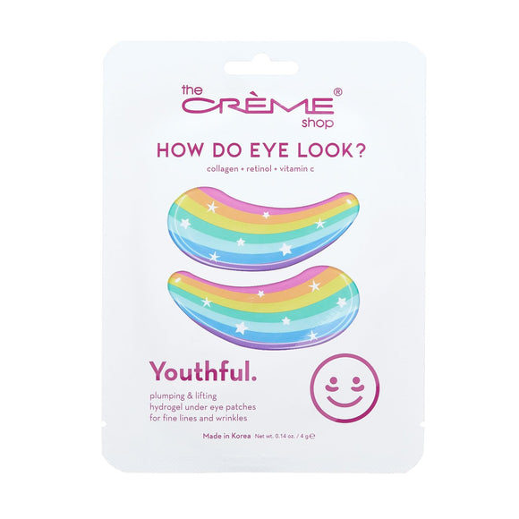 How Do Eye Look? Youthful Eye Patches