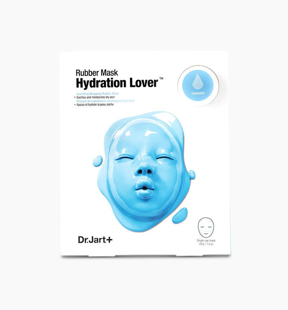 Rubber Mask Hydration Lover