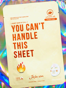 You Can't Handle This Sheet - Purifying