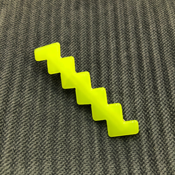 Lime Thin Line Clip