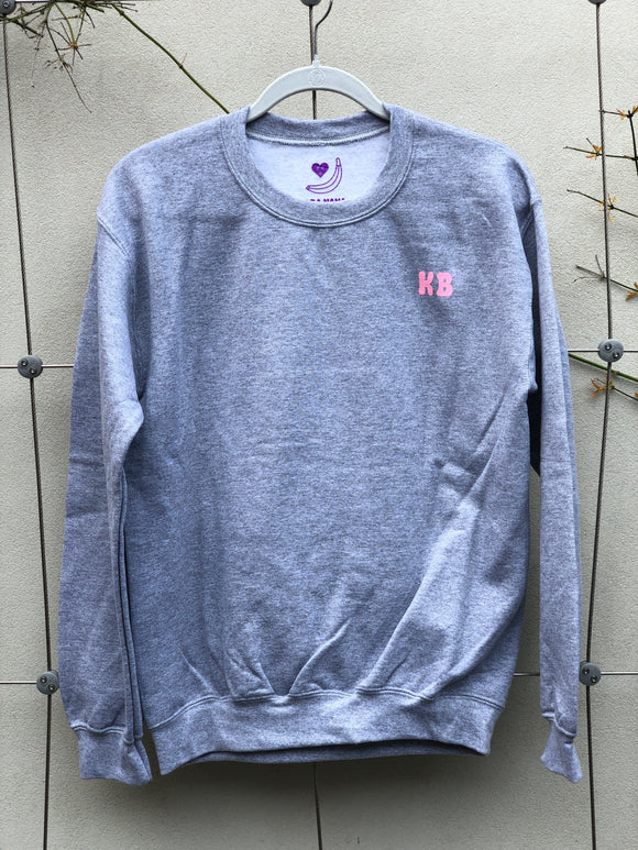 Rainbow Sweatshirt - Gray