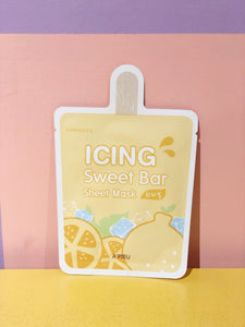 Icing Sweet Bar Sheet Mask (Hanrabong)