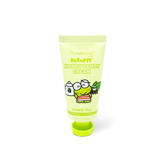 Keroppi Handy Dandy Cream - Green Tea