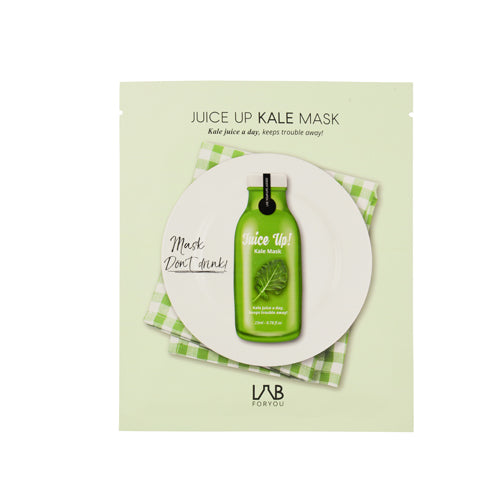 Juice Up Kale Mask