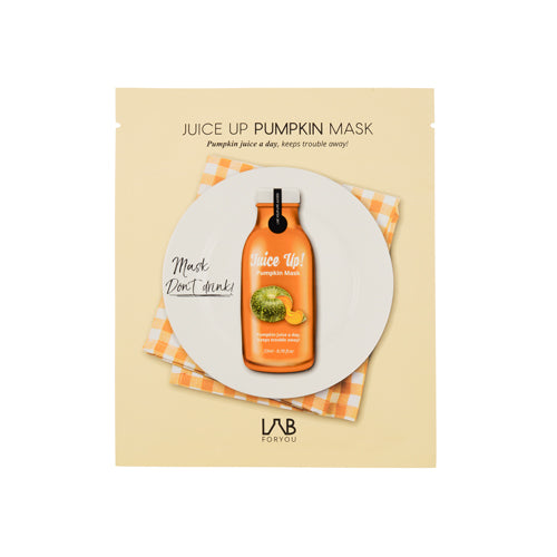 Juice Up Pumpkin Mask