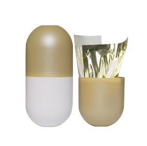Ultra H2O Modeling Mask - Gold (Elasticity and Brightening)