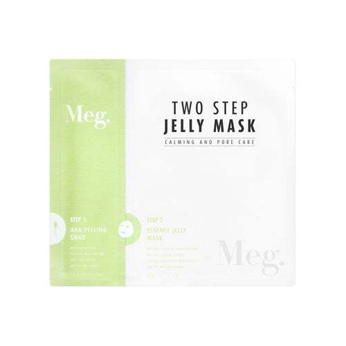 TWO STEP JELLY MASK - CALMING AND PORE CARE