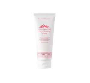 Mineral Pink Salt Deep Cleansing Foam