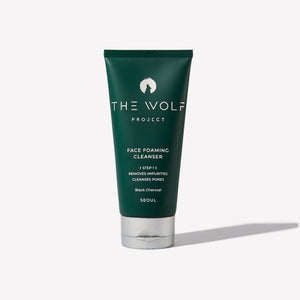 The Wolf Project - Face Foaming Cleanser