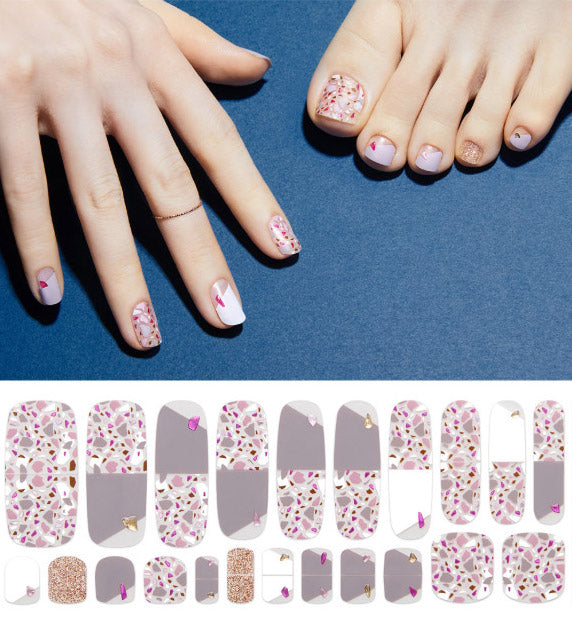 Gel Nail Strips - DREAM DESTINATION