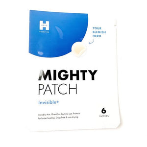 Mighty Patch Invisible+ - 6 Patch Sample Sleeve