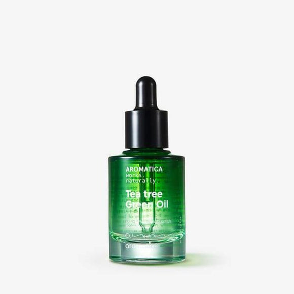 Tea Tree Green Oil