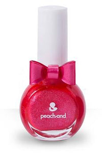 Non-toxic Nail Polish - ChaCha Pearly Red