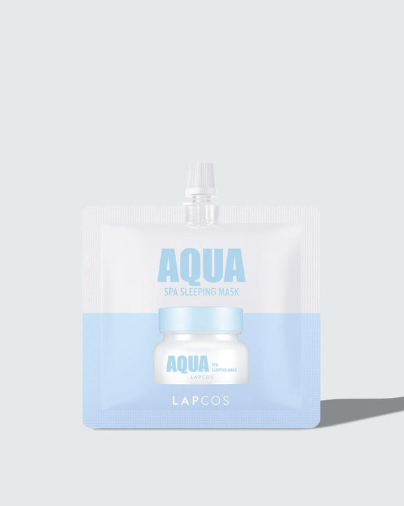 Aqua Spa Cream Sleeping Mask