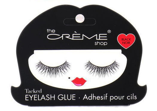 Tacked Eyelash Glue - Black