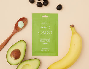 Avocado Nourishing Scalp Pack