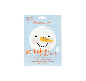 Let It Glow! Ultra Moisturizing Mask
