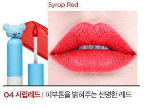 Cream Lip Lacquer 04 Syrup Red