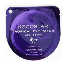 KOR Tropical Eye Patch - Acai Berry