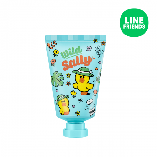 Love Secret Hand Cream (LINE FRIENDS Edition) - Cotton White