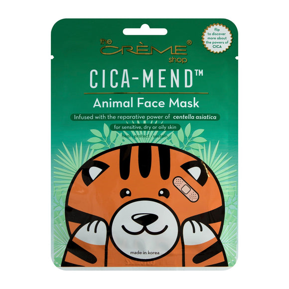 CICA-Mend Animal Face Mask