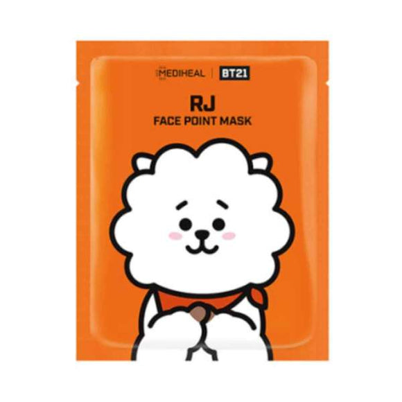BT21 RJ Face Point Mask