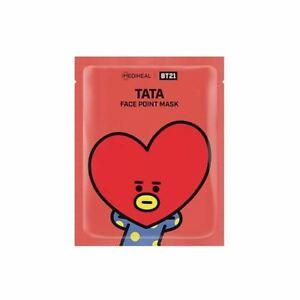 BT21 Tata Face Point Mask