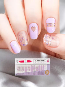 Gel Nail Strips - YOU'RE LOVED