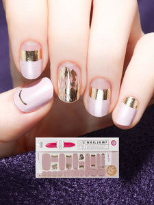 Nail Gel Stickers URBAN GOLD - 8S22
