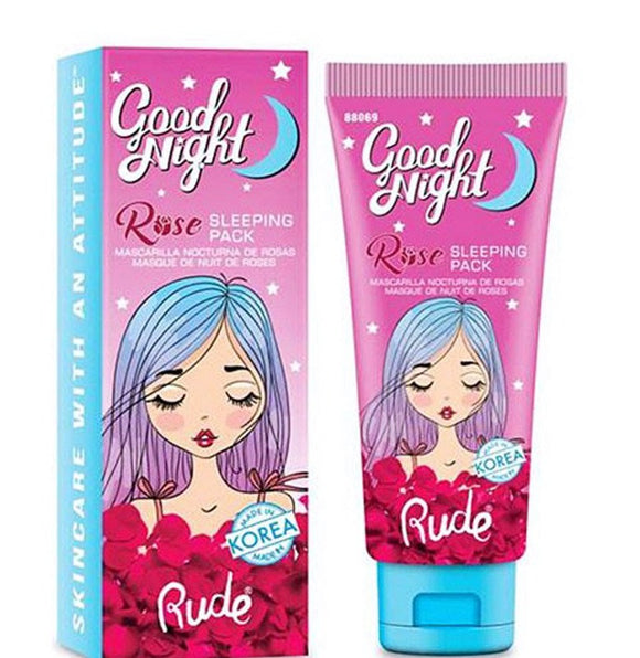 Goodnight Rose Sleeping Mask