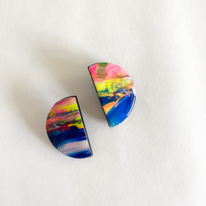 ROWDY PAINT SERIES studs | The Semi Stud