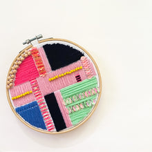 EMBROIDERY HOOP ART | MEDIUM