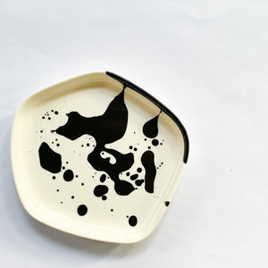 ORIGINAL SPECKLE Resin Ring Dish