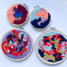 EMBROIDERY HOOP ART | SMALL