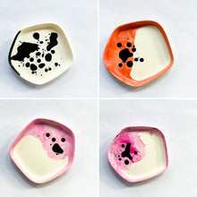 COLOUR ME SPECKLE Resin Ring Dish | One of a Kind | Pink