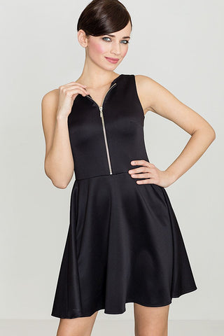 Skater Mini Dress - FashionPriceKilla