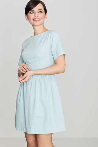 Short Sleeve Dress - FashionPriceKilla