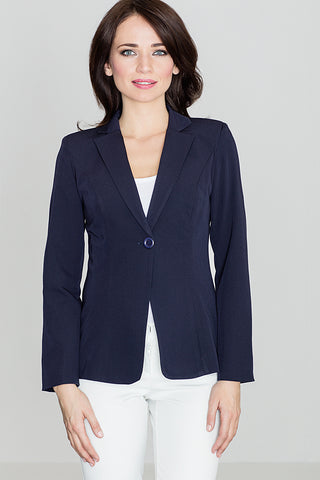 One Button Jacket - FashionPriceKilla